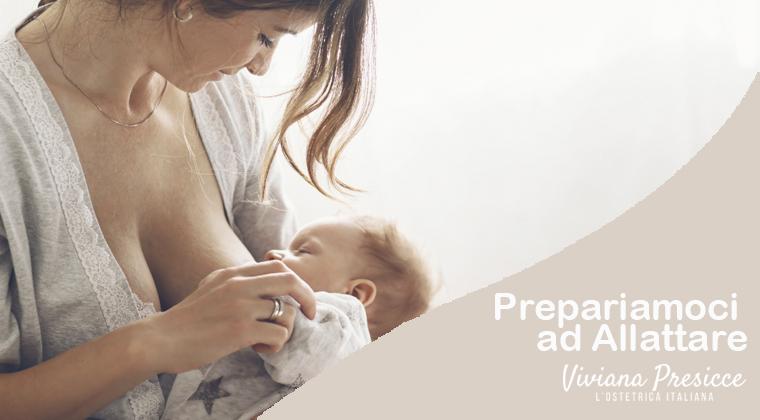 Prepariamoci ad Allattare corso online allattamento al seno
